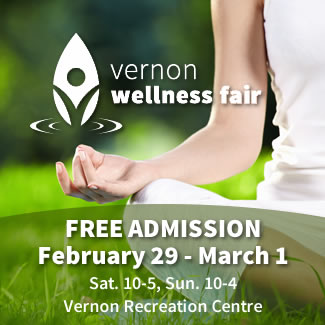 Body & Soul Wellness Fair - Vernon - March 2019