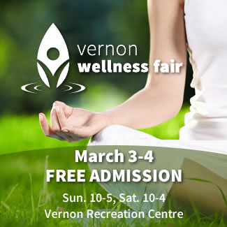 Body & Soul Wellness Fair - Vernon - March 2018