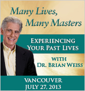 Experiencing Your Past Lives with Dr. Brian Weiss in Vancouver