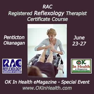 RAC - Reflexology Course in Penticton