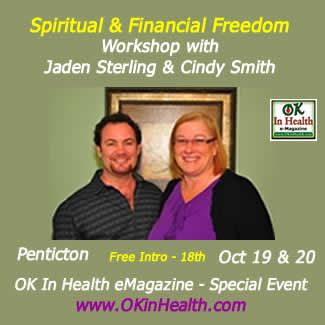 Workshop with Cindy Smith & Jaden Sperling