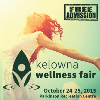 Kelowna Wellness Fair 2015