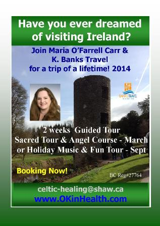 Ireland Tours with Maria O'Farrell Carr