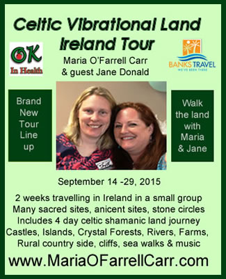 New Celtic Land Tour with Maria O'Farrell Carr & Jane Donald (September)