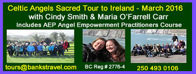 Celtic Angel Tour to Ireland with Maria Carr & Cindy Smith