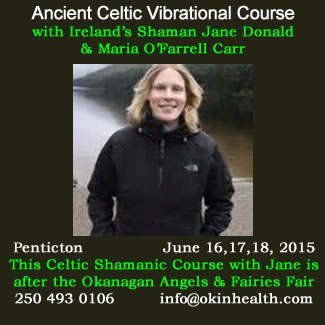 Ancient Celtic Vibrational Course with Ireland's Jane Donald & Maria O'Farrell Carr