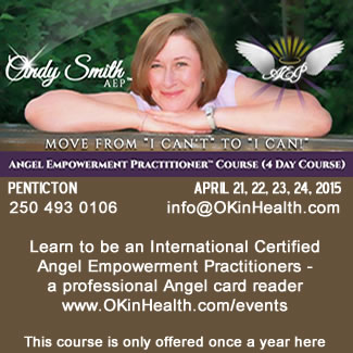 Angel Empowerment Practitioner™ International Course - Penticton