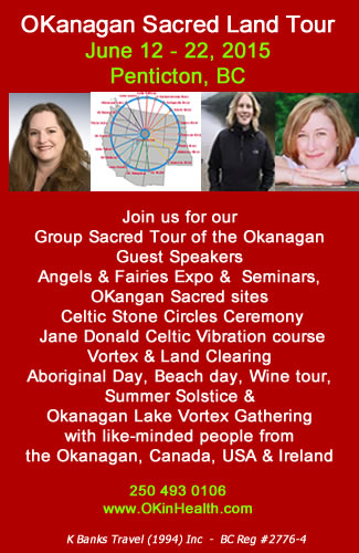 The OKanagan Sacred Land Tour 2015