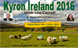 Kyron Ireland Tour 2016
