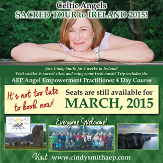 Celtic Angel Sacred Tour to Ireland 2015