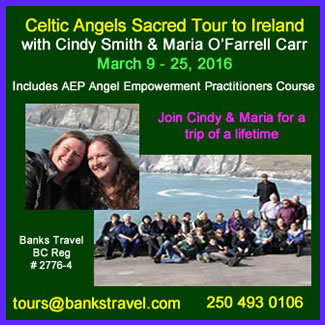 Celtic Angel Sacred Tour to Ireland 2016