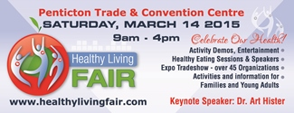Okanagan-Similkameen Healthy Living Fair - Penticton