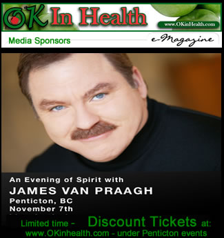 James Van Praagh: An Evening of Spirit in Penticton (Discount Tickets)