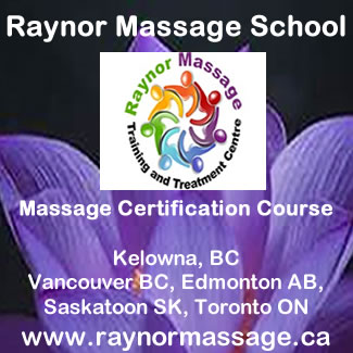 Raynor Naturopathic Massage - 5 Day Certificate