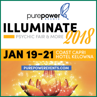 Illuminate 2018 Psychic Fair - Kelowna