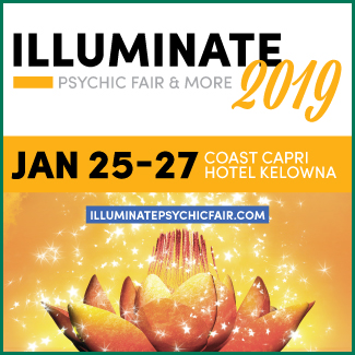 Illuminate 2019 Psychic Fair - Kelowna