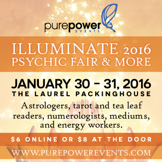 Illuminate 2016 Psychic Fair