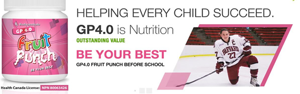 Bodysentials - Youth Nutritional Product - Before school shakes