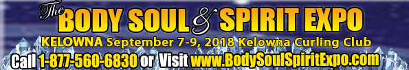 Body and Soul Kelowna Expo 2018