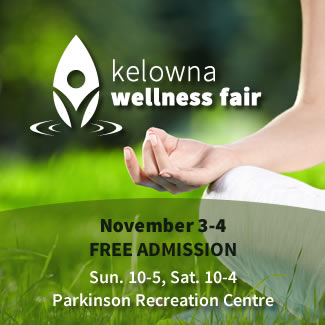 Kelowna Wellness Fair - November 2018