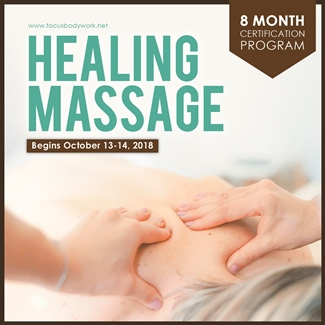 Healing Massage Course with Sharon Strang