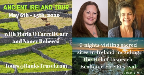 Ireland Tour with Maria O'Farrell Carr