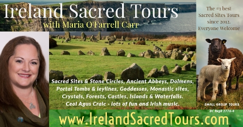 MARIA'S SACRED SITES TOURS