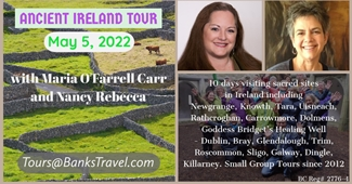 Ancient Ireland Tours with Maria