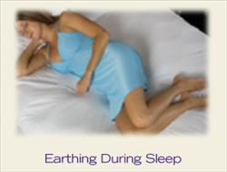 Earthing Mat while sleeping