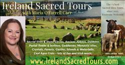 Sacred sites of Ireland Tours with Maria