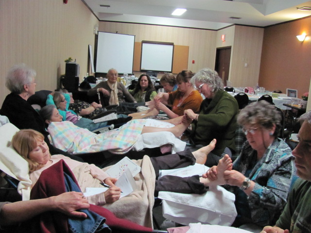 cranio sacral reflexology course in canada